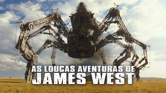 As Loucas Aventuras de James West (1999)