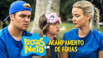 Luccas Neto em: Acampamento de Férias (2019)